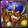黄金聖闘士・蟹座のデスマスク